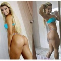 Girl with muscle - Viviane Andrade