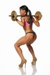 Girl with muscle - Jasmin Ollikainen