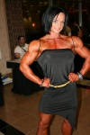 Girl with muscle - Nicole Ball