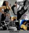 Girl with muscle - Natalia Zofia Nadzieja