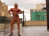 Girl with muscle - Lisa Cross