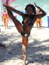 Girl with muscle - Luzviminda McClinton