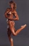 Girl with muscle - Terri Elliot