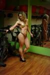 Girl with muscle - Wioletta Jaroszek