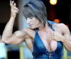 Girl with muscle - Tracey Toth