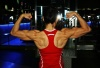 Girl with muscle - lilian tan