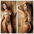 Girl with muscle - Muri Rodrigues