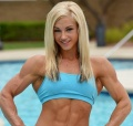 Girl with muscle - Kate Schrader