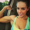 Girl with muscle - Vanessa Mejia