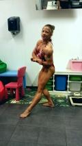 Girl with muscle - Sasha Rudenko