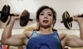 Girl with muscle - Rin Nakai