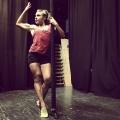 Girl with muscle - Anu Lehtoranta