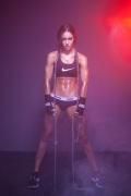 Girl with muscle - Stephanie Davis