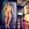 Girl with muscle - Flavia Baraky Tavares