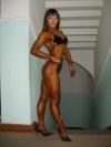 Girl with muscle - Marina Purmak