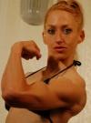 Girl with muscle - kelly lynn nauyokas