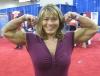 Girl with muscle - Lisa Aranda