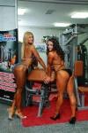 Girl with muscle - Natalia Kitsenyuk, Tatiana Cebotari