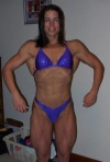 Girl with muscle - Kelly Anderson Bigliazzi
