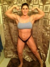 Girl with muscle - Kirsten Haug