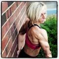 Girl with muscle - Linda Simnick