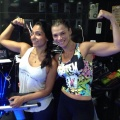 Girl with muscle - Alessandra Almeida (R)
