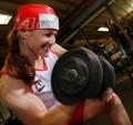 Girl with muscle - Elisabeth Gorgl