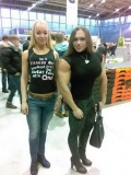 Girl with muscle - Natalia Trukhina (R)