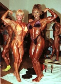 Girl with muscle - Jacqueline De Gennaro / Laura Creavalle