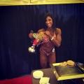 Girl with muscle - Tamara Sedlack