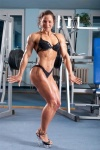 Girl with muscle - Nagy Orsolya