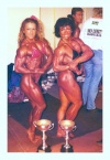 Girl with muscle - Francisca Rojas/Graciela Torres