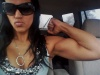 Girl with muscle - Tricia