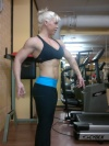 Girl with muscle - Susanna Mantila