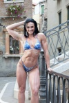 Girl with muscle - serena innocenti