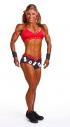 Girl with muscle - Tina Durkin