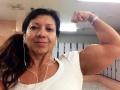 Girl with muscle - Abi Jimenez