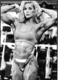 Girl with muscle - Melissa Coates