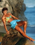 Girl with muscle - Marjo Selin