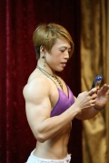Girl with muscle - Kolly Li