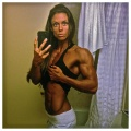 Girl with muscle - Jenna Brown