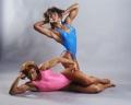 Girl with muscle - Juliette Bergmann / Lupita Lugo
