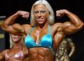 Girl with muscle - Franziska Charlotte Mettner