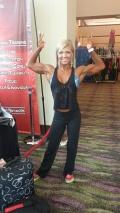 Girl with muscle - Carli Terepka