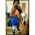 Girl with muscle - Mariana Konda