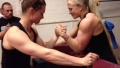 Girl with muscle - Heidi Andersson / Sarah Backman
