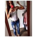 Girl with muscle - Prescilla Deschenes