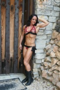 Girl with muscle - Lynn Mckinnie
