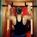 Girl with muscle - Merideth