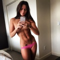 Girl with muscle - aspen rae